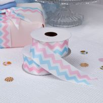 Pattern Works Chevron Printed Ribbon (2.5m)